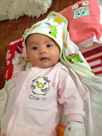 Lao Cai Province, Vietnam: My love ( daughter )