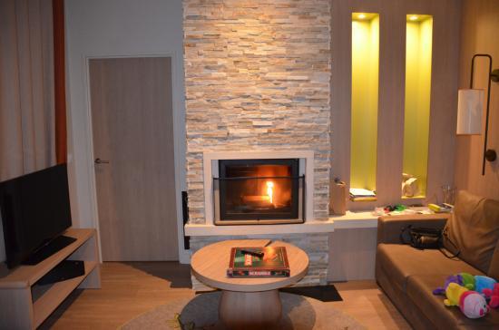 Cottage Vip Bois Aux Daims - La cuisine cottage VIP Picture of Center Parcs Domaine Le Bois Aux Daims, Les Trois Moutiers