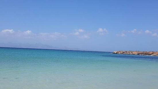Islas costeras, Venezuela: mar de Cubagua