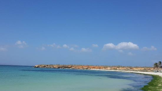 Islas costeras, Venezuela: playa de Cubagua