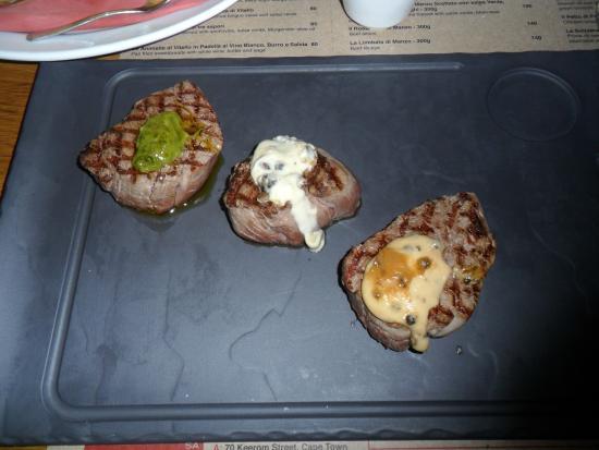 Carne: dinner