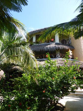 Casa Takywara: Hotelgelände