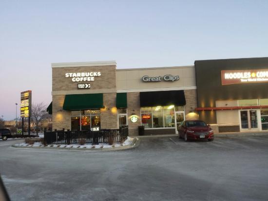 Crystal, MN: Starbucks