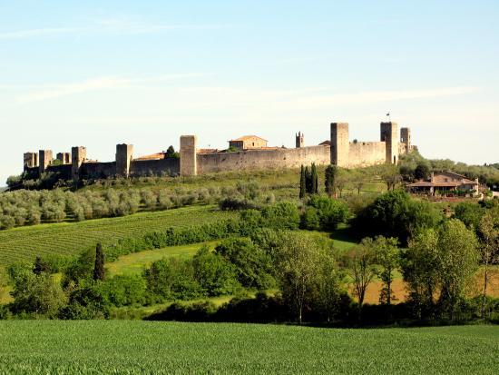 Borgo Gallinaio: Monteriggioni