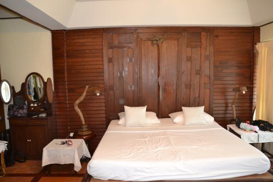 Sans Souci Samui: Bedroom