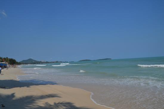 Sans Souci Samui: Beach