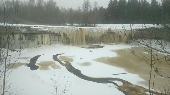 Харьюмаа, Эстония: Зима 2015/16