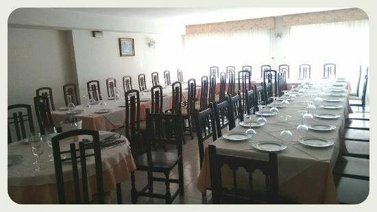 Restaurante Burbia: comedor para grupos