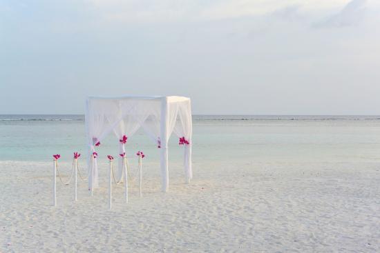 LUX* South Ari Atoll: Para bodas