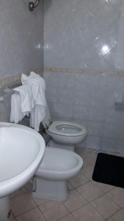 Hotel Casanova: bagno