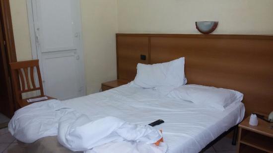 Hotel Casanova: letto
