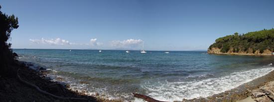 Puntone, Italia: spiaggia