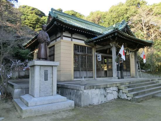 Ube Gokoku Shrine