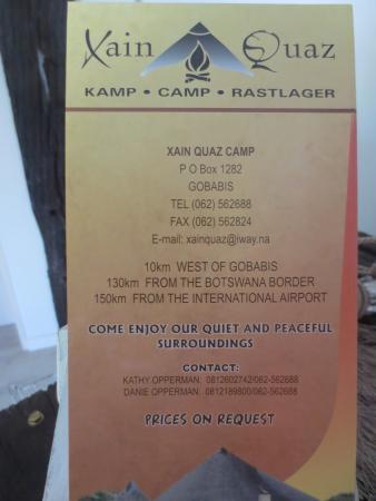 Xain Quaz Camp
