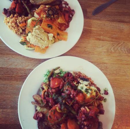 Iydea Western Road: Iydea lunch