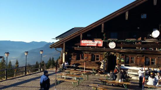 Rossfeld-Skihuette