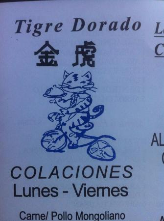 Tigre Dorado