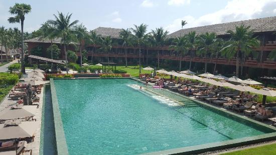 Pool - Hansar Samui Resort Photo