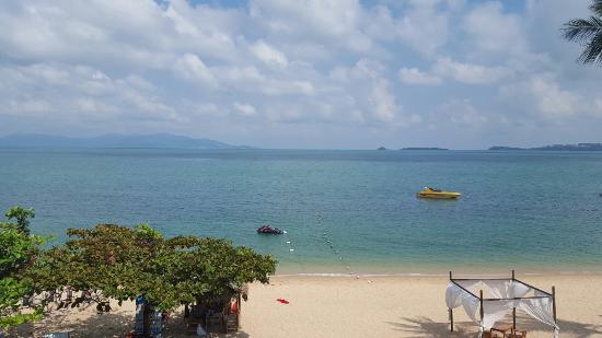 Beach - Hansar Samui Resort Photo