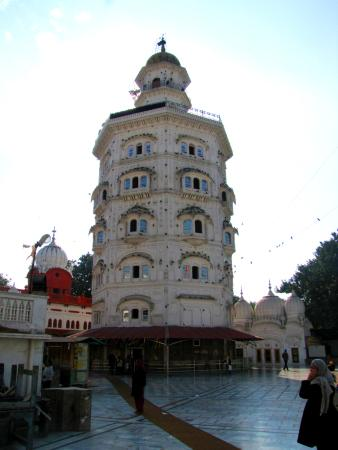 Gurudwara Baba Atal Rai