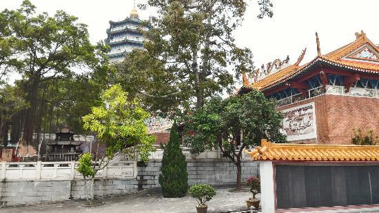 Shantou, Cina: 天壇花園