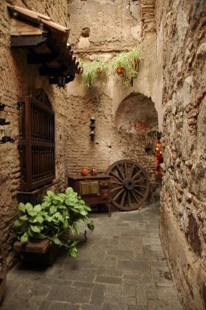 Hotel Posada de Don Rodrigo: Inside