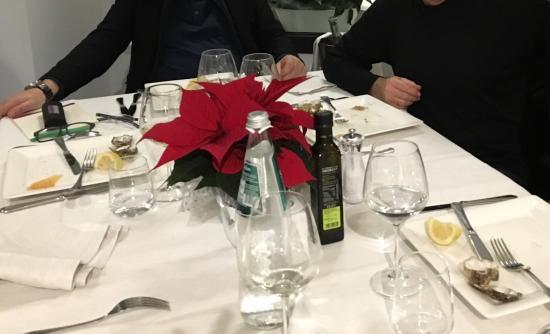 Lu' Restaurant & Bistrot: Luciano