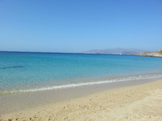 Naxos Imperial Resort & Spa: Agios Prokopios Beach