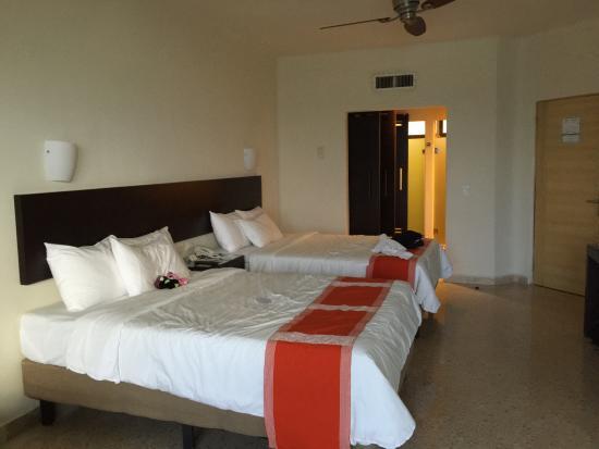 Akumal Bay Beach & Wellness Resort: Chambre