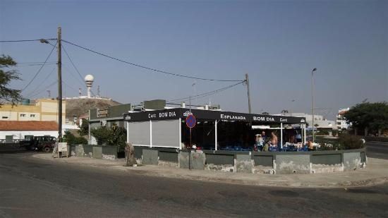 Bom Dia Com Cafe: Picture Of Esplanada Bom Dia