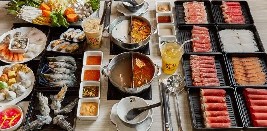You and I Premium Suki Buffet