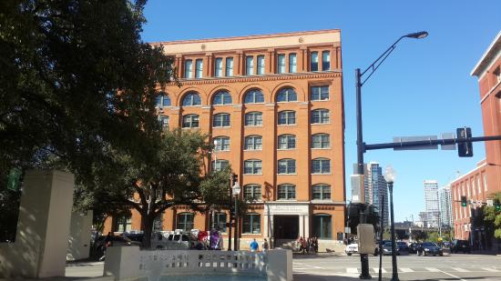 Tours Of Texas School Book Depository