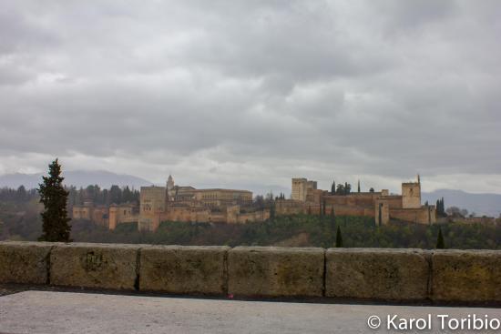 una vista impresionante - Picture of Mirador de San ...