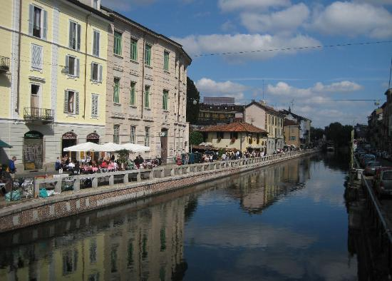 Residence & Hotel  Aramis Milan Downtown: navigli canal area 2 minuts by walk