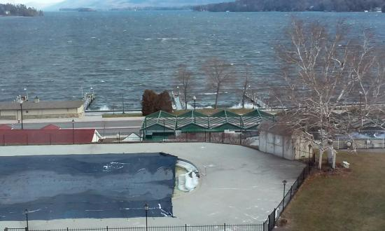 Fort William Henry Hotel and Conference Center: Outdoor pool.