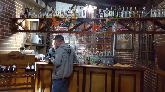 El Conejito : Барная стойка