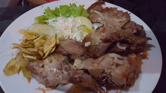 El Conejito : Микс из мяса