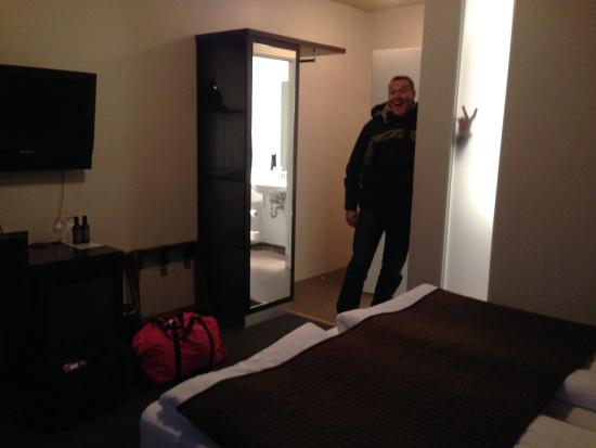 CenterHotel Plaza: Bedroom
