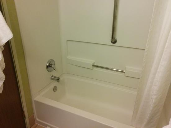 Comfort Suites Highlands Ranch Denver Tech Center Area: bathroom