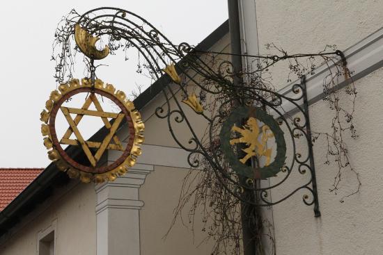 Kallmuenz, ألمانيا: Der Zoigl vom 'Goldenen Löwen'.