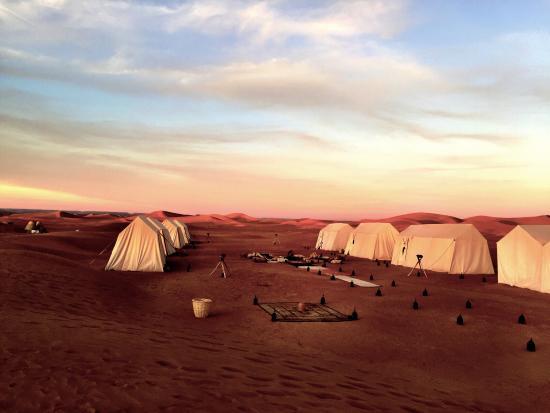 Zamzam Riad: Camp Adounia