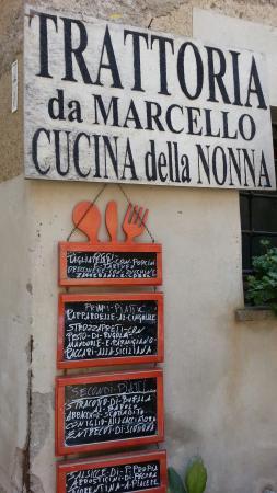 Trattoria da Marcello