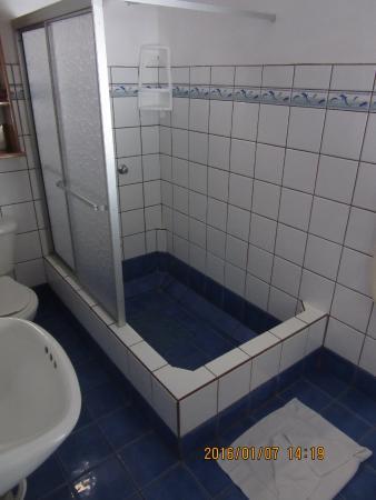Casa Marbella: bathroom