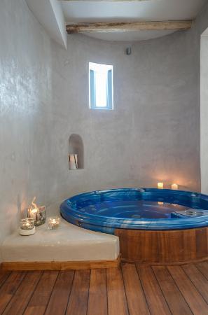 Hotel Grotta: hotel jucuzzi
