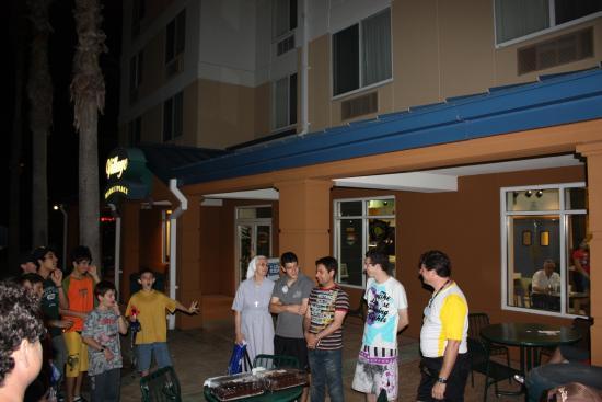 Hotel Fairfield Inn & Suites Orlando Lake Buena Vista In The Marriott  Village: Exterior ORLANDO