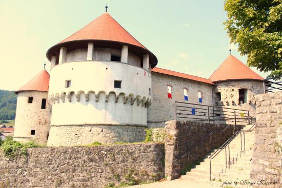 Chateau de Zuzemberk