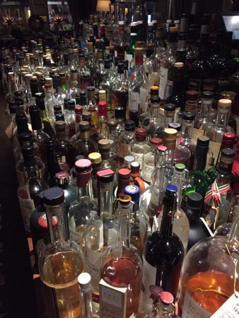 Hotel Haven: Der Alkoholikatisch in der Bar