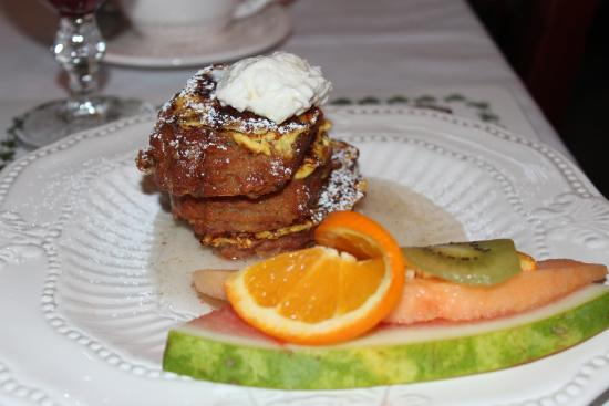 Bristol, NH: Carrot cake french toast