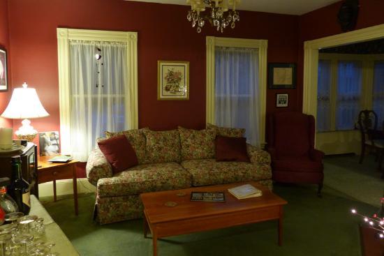 Samuel O'Reilly House: Aufenthaltsraum im Erdgeschoss