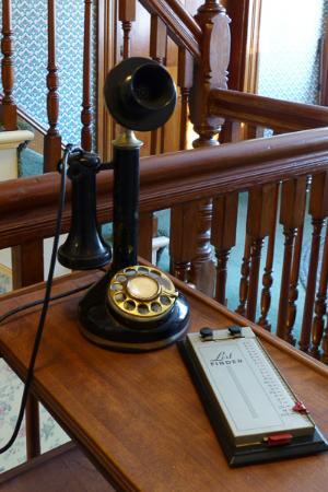 Samuel O'Reilly House: nettes Accessoire im Flur
